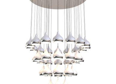 Pendant lamps - Hanna | Chandelier - DELIGHTFULL