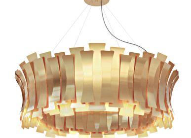 Hotel bedrooms - Etta Round | Suspension Lamp - DELIGHTFULL