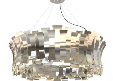 Suspensions - Etta Round | Lampe à Suspension - DELIGHTFULL