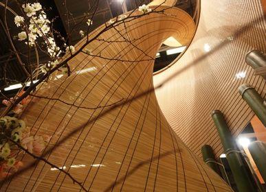Fabrics -  BAMBOO TEXTILE SHIKADA WOVEN - SHIKADA SANGYO INC,