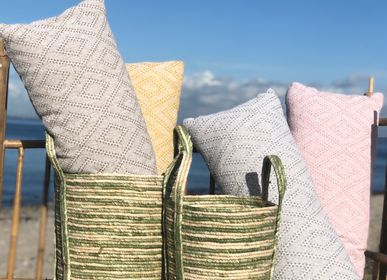 Cushions - Cushions & Throws in recycled cotton - BY ROOM