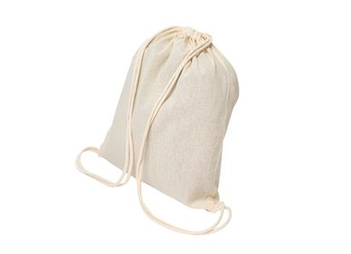 Bags / totes - Cotton backpack for adults and children - FEEL-INDE