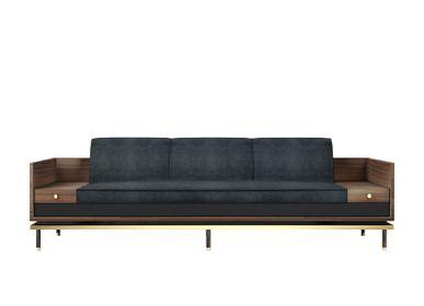 sofas - Asheville Sofa - PORUS STUDIO
