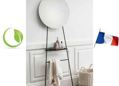 Miroirs - LOOK miroir écologique + console  - GLASSVARIATIONS
