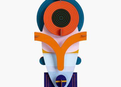Décoration murale - Mask, Lamu - STUDIO ROOF
