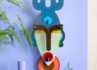 Other wall decoration - Mask, Dakar - STUDIO ROOF