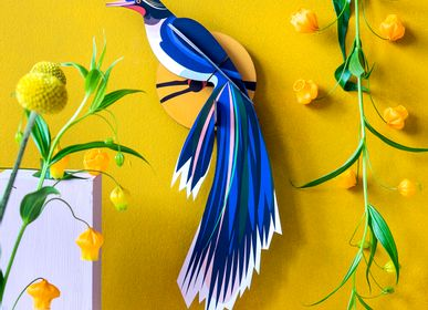 Wall decoration - Paradise Bird, Flores - STUDIO ROOF