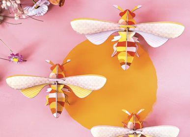 Décoration murale - Abeilles de miel, lot de 3 - STUDIO ROOF