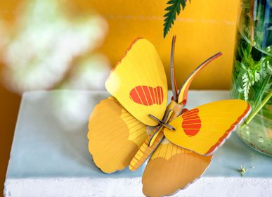 Wall decoration - Yellow Butterfly - STUDIO ROOF