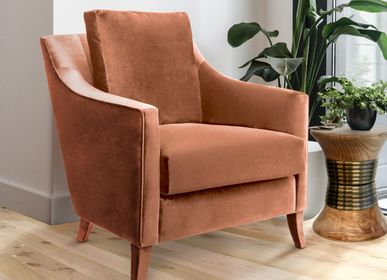 Armchairs - Como Armchair - BB CONTRACT