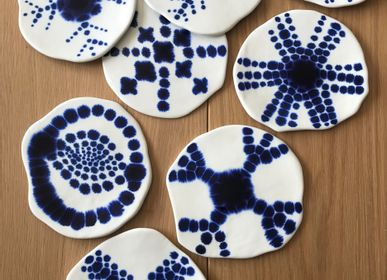Everyday plates - DOTS Dessert Plates - ANNE-SOPHIE BOULOGNE