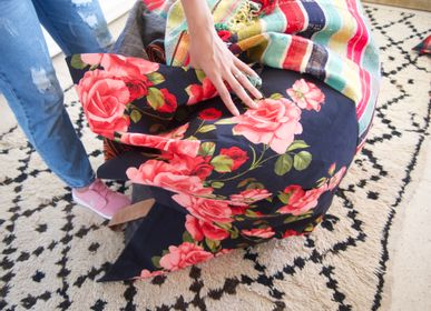 Tapisseries - Pouf Rectangle - SISSIMOROCCO