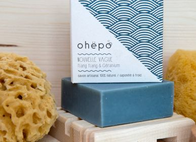 Soaps - Organic soap NEW WAVE - OHËPO