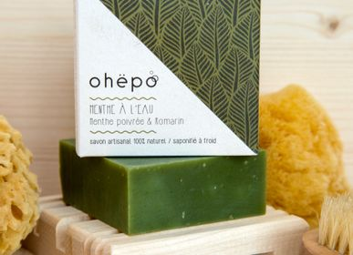 Soaps - WATER MINT Soap - OHËPO