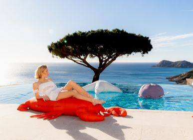 Cushions - Lobster beanbag XL for Outdoor - MX HOME