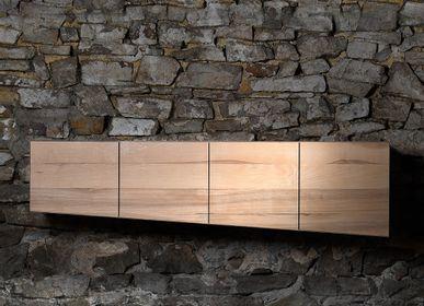 Wardrobe - Sideboard FLUIDO - NATURE & DESIGN
