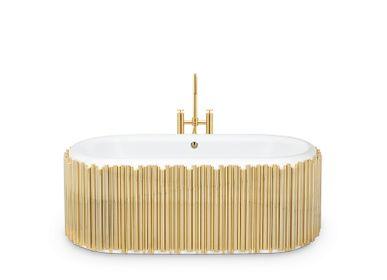 Spa - Symphony Oval bathtub - MAISON VALENTINA