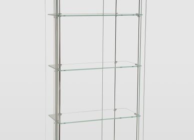 Shelves - GLASS SHOWCASE - GALEA