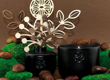 Decorative objects - FRAGRANCE DIFFUSER - CHESTNUT - TASTE - LUMINOSENS
