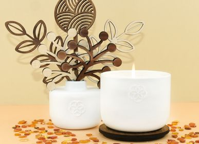 Decorative objects - FRAGRANCE DIFFUSER - AMBER - TOUCH - LUMINOSENS