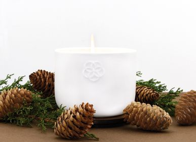 Candles - SCENTED CANDLES - 5 SENSES COLLECTION - LUMINOSENS