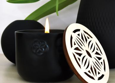 Decorative objects - SCENTED CANDLES - 5 SENSES COLLECTION - LUMINOSENS