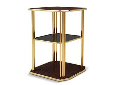 Table lamps - Paramount Side Table  - PORUS STUDIO
