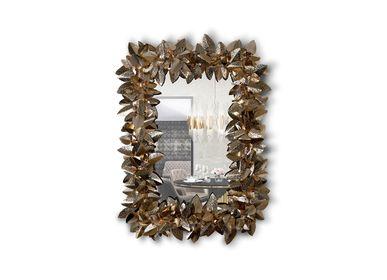 Mirrors - Mcqueen Rectangular Mirror  - COVET HOUSE