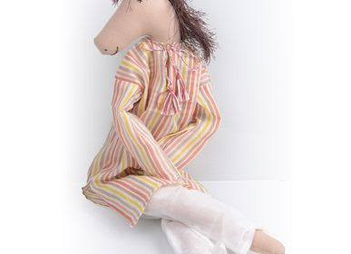 Decorative objects - Jan the Horse doll - SILAIWALI