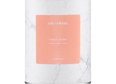Bougies - bougie melon shake 100% cire végétale - MIA COLONIA