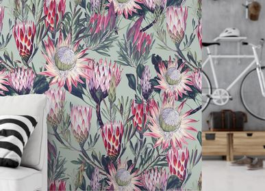Wall decoration - Botania Wallpaper - LA TOUCHE ORIGINALE