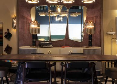 Pendant lamps - Carter Rectangular | Suspension Lamp - DELIGHTFULL