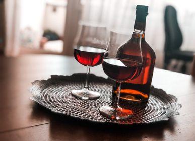 Platter, bowls - Turin Copper Tray - MAISON ZOE