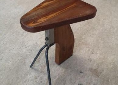 """Chairs for hospitalities & contracts -  stool  """"Rudder"""" - LIVING MEDITERANEO"""