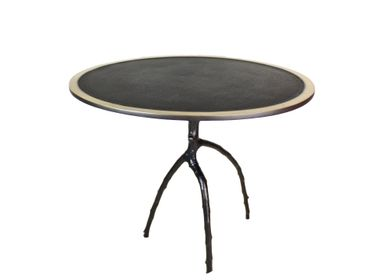 Coffee tables - Bronze sauvage table - PLUMBUM