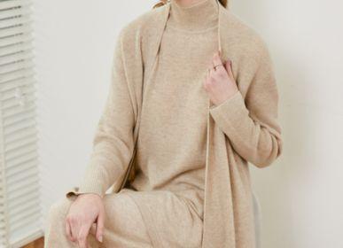 Homewear - Pantalon tricoté en cachemire - SANDRIVER CASHMERE
