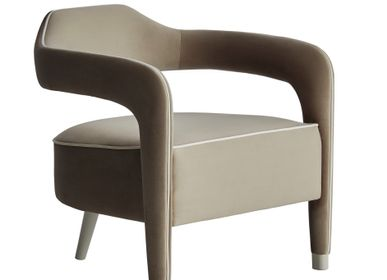 Armchairs - Invicta Armchair - CASA MAGNA COLLECTION