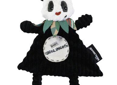 Accessoires pour puériculture - Doudou Baby Rototos le panda - LES DEGLINGOS