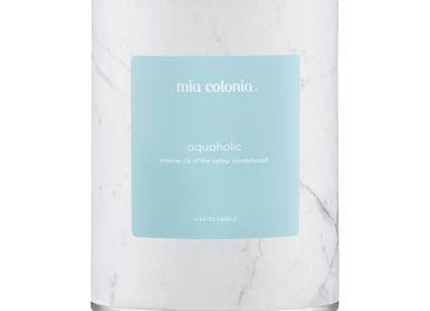 Bougies - bougie aquaholic - MIA COLONIA