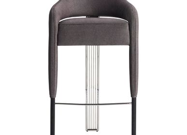 Benches for hospitalities & contracts - Invicta II Bar Stool - CASA MAGNA COLLECTION