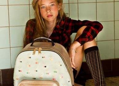 Bags / bookbags - Backpack Bobbie Cherry Fun - JEUNE PREMIER