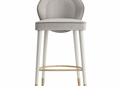 Benches - Sophia Bar Stool - CASA MAGNA COLLECTION