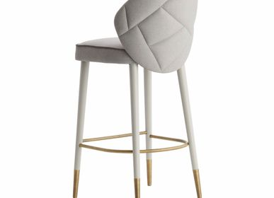 Office seating - Sophia Bar Stool - CASA MAGNA COLLECTION