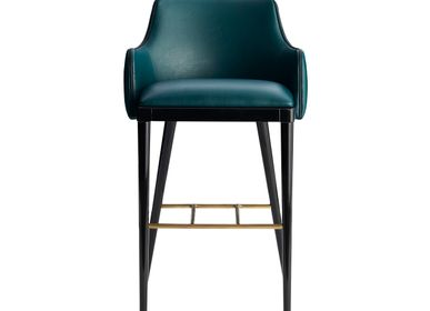 Office seating - Dumas Bar Stool - CASA MAGNA COLLECTION