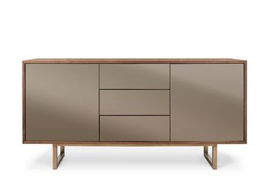 Furniture and storage - KAFE Sideboard - CAFFE LATTE