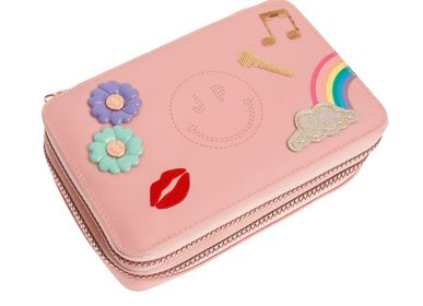 Creative hobbies - Pencil Box Filled Lady Gadget Pink - JEUNE PREMIER
