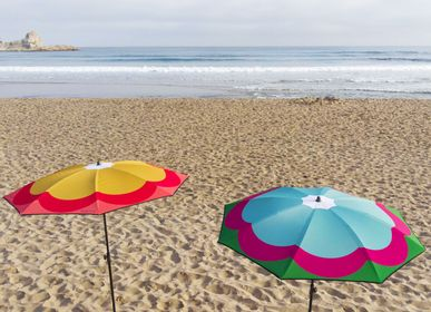 Sunshades - Beach umbrella Pop-grass blue - KLAOOS