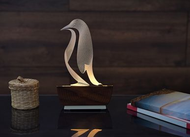 "Table lamps - ""Save a Penguin"" table lamp - ZINTEH LIGHTING"