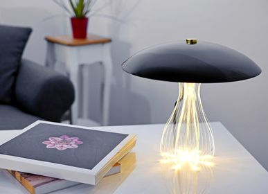Lampes de table - Epica Nero Lampe de table  - ZINTEH LIGHTING