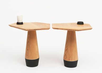 Coffee tables - AGARIC Accent Tables - PRISME ÉDITIONS